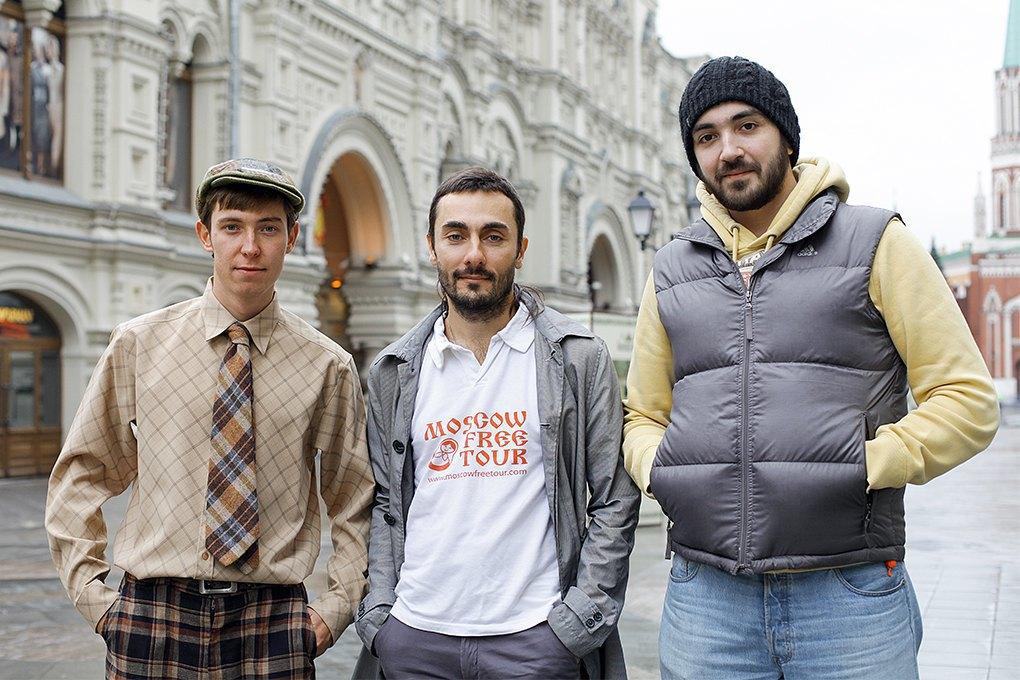 Moscow Free Tour: Какзаработать на бесплатных экскурсиях. Изображение № 1.