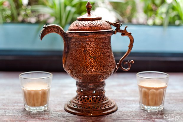 Чай масала — 350 рублей за 550 мл (на четыре персоны). Изображение № 15.