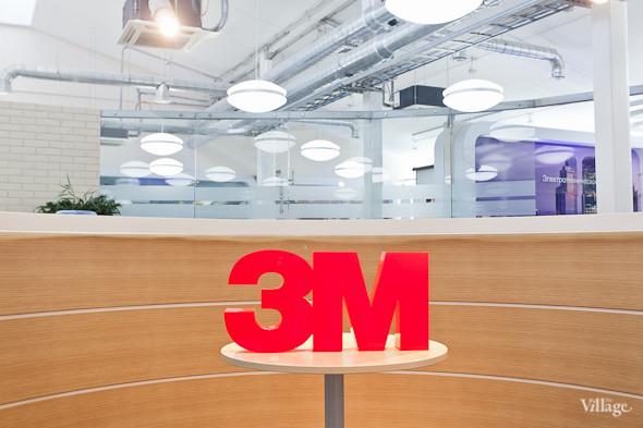 Офис недели (Петербург): 3M. Изображение № 3.