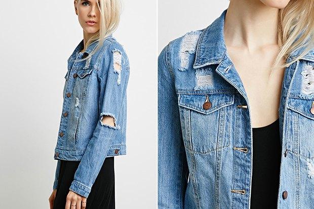 6 женских джинсовок дешевле 5тысяч рублей. Изображение № 2.