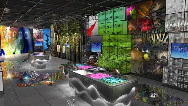 В Дарвиновском музее появится мультимедийный центр «Познай себя— познай мир». Изображение № 1.