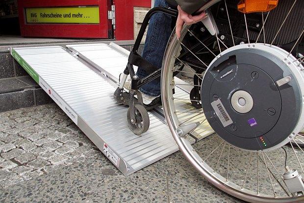 Иностранный опыт: 6 городских проектов для инвалидов. Изображение № 5.
