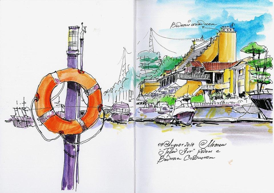 Яхт-клуб. Изображение № 7.