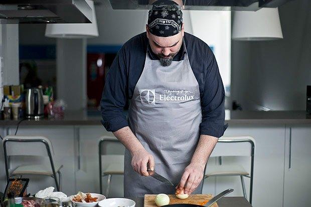 Шеф дома: Грузин и итальянец готовят по рецептам бабушек. Изображение № 81.