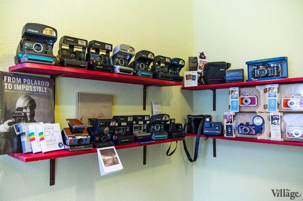 На полках: Магазин винтажных фотокамер Fotovramke. Зображення № 2.