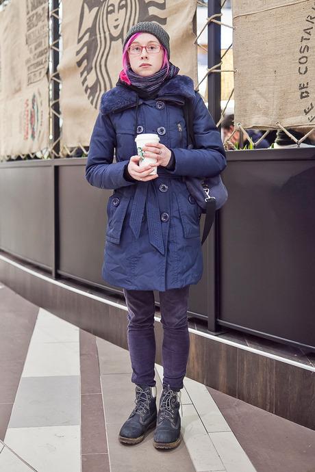 Люди в городе: Первые посетители Starbucks вСтокманне. Изображение №17.