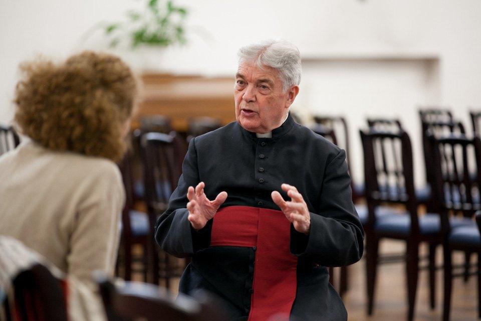 Настоятель англиканской церкви Саймон Стивенс оботъезде изРоссии. Изображение № 4.