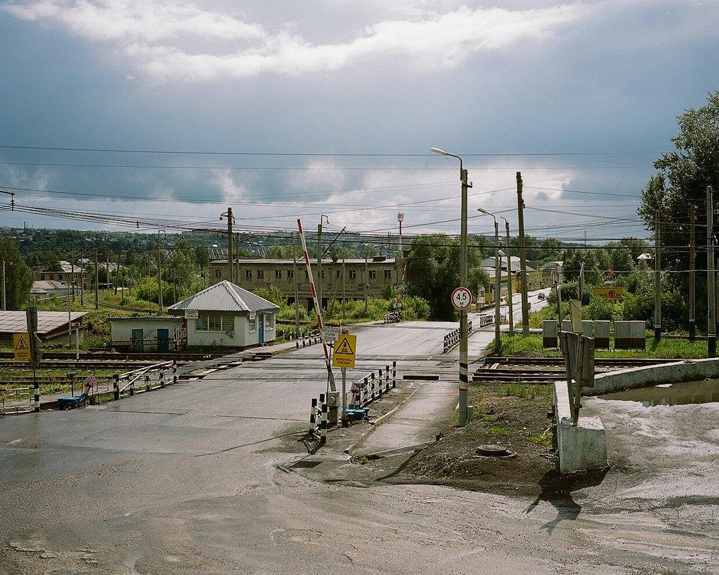 Фотограф Максим Шер — отом, изчего состоит постсоветский город. Изображение № 12.
