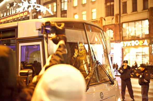 Хроника выборов: Нарушения, цифры и два стихийных митинга в Петербурге. Изображение № 44.