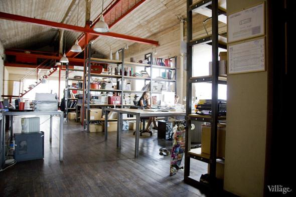 Офис недели: Production Ru и Egonomics. Изображение № 2.