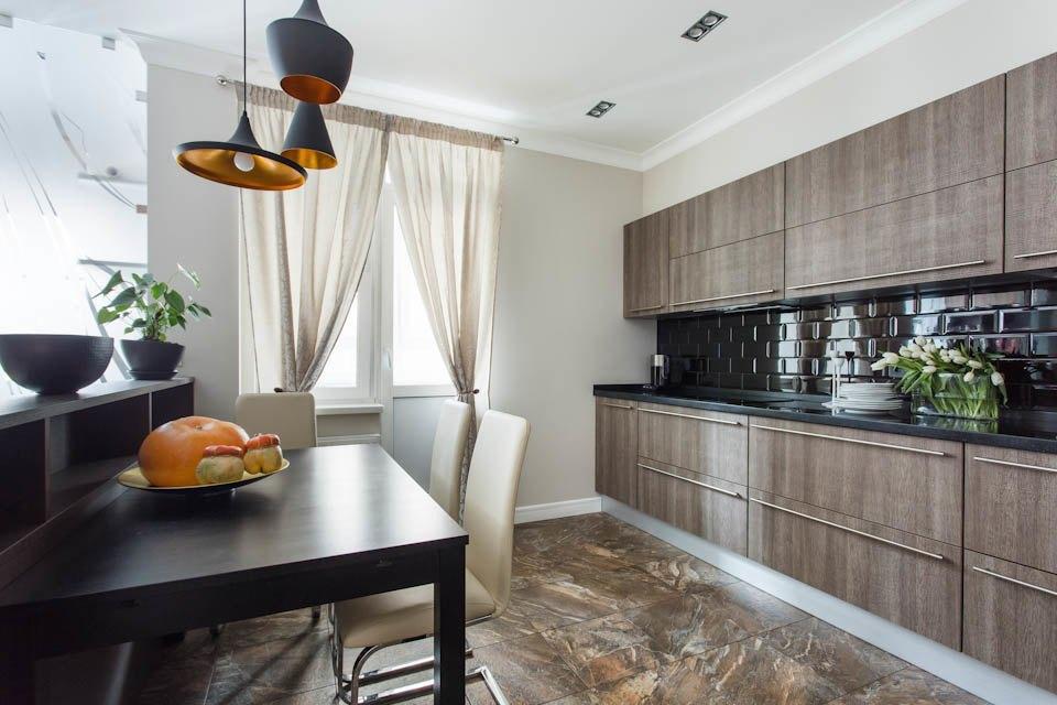 Двухкомнатная квартира вЦарицыне для молодой семьи. Изображение № 11.