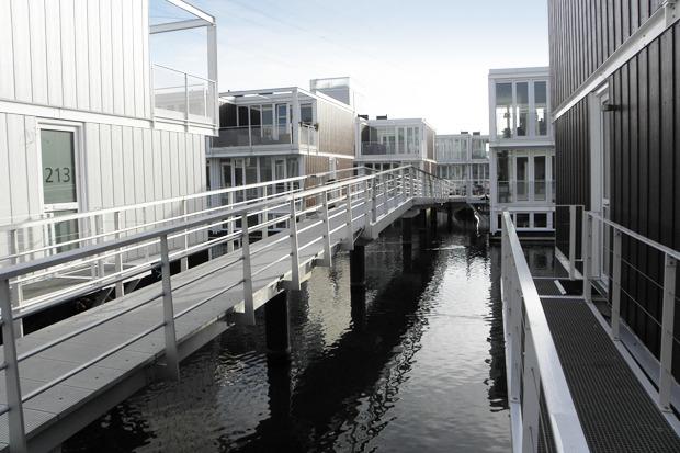 Идеи для города: Плавучие дома вАмстердаме. Изображение № 9.