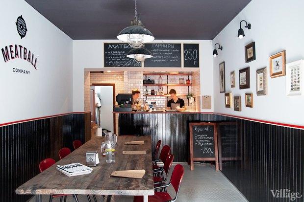 Новое место: Кафе Meatball Company —закрылось. Изображение № 22.