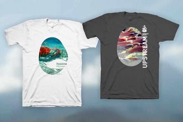 Сувенирная продукция: футболки. Изображение № 6.