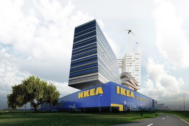 Прямая речь: Голландский архитектор — о торговых центрах, в которых можно работать и отдыхать. Изображение № 15.