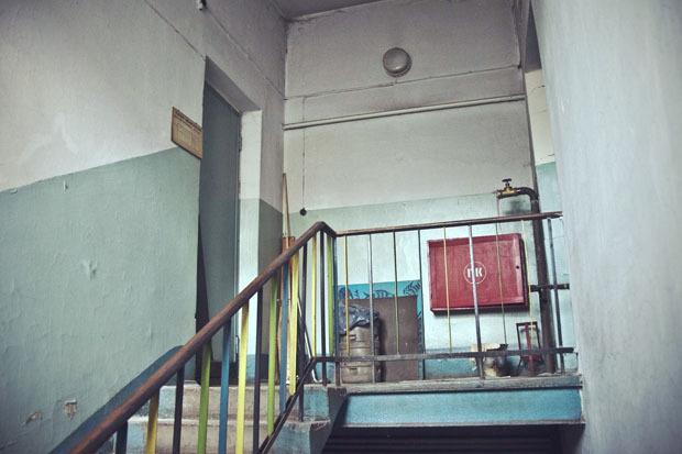 Здание на территории «Леннаучфильма» станет лофтом. Изображение № 1.