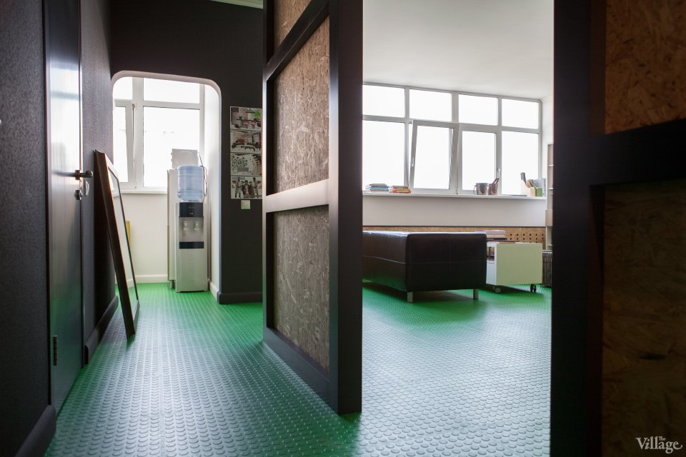 Интерьер недели (Москва): Студия «Дизайн в кубе». Изображение № 3.