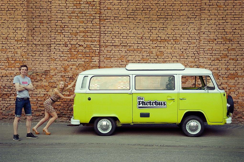 ThePhotoBooth: Как лень помогла создать фотостудию на колёсах. Изображение № 2.