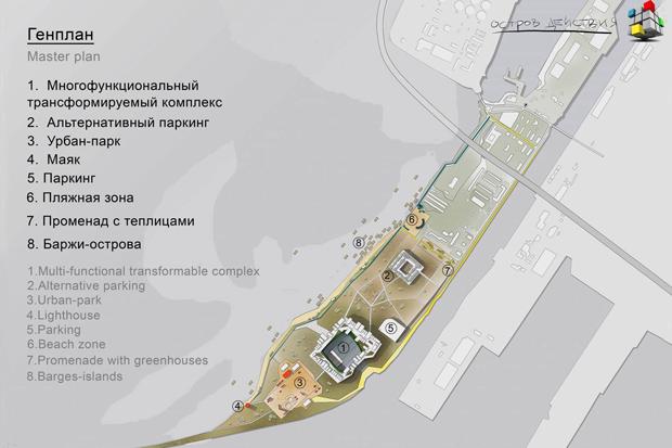 Как осваивать Канонерку: 4проекта острова. Изображение № 6.