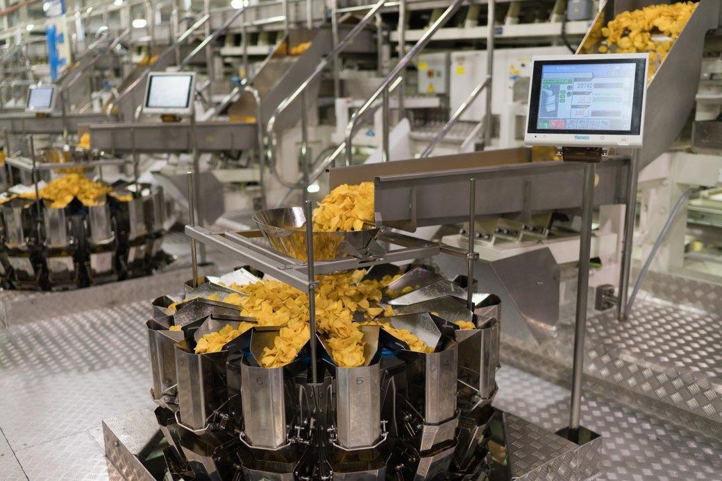 Как делают чипсы. Изображение № 14.