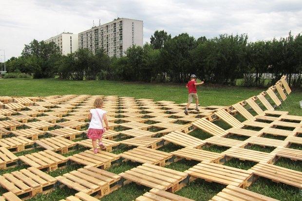 Прямая речь: Голландский архитектор — огородских объектах из мусора. Изображение № 6.