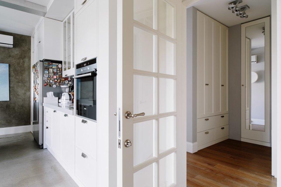 Четырёкомнатная квартира в американском стиле для семьи сдвумя детьми. Изображение № 21.