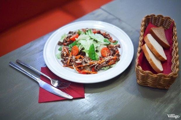 Тёплый салат из говядины — 269 рублей. Изображение № 30.