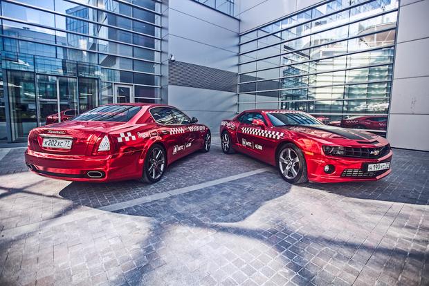 В автопарке «Яндекс.Такси» появились Maserati и Porsche. Изображение № 1.
