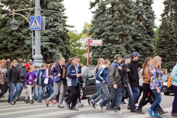 В центре Москвы установили 100 указателей на английском языке. Изображение № 2.