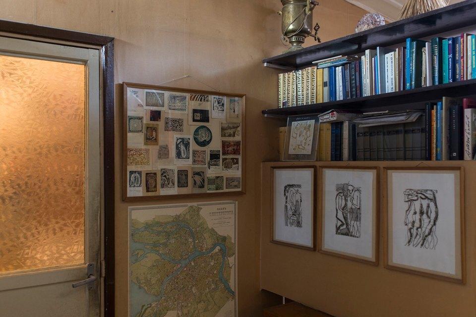 Квартира имастерская вбашне наКаменноостровском. Изображение № 21.