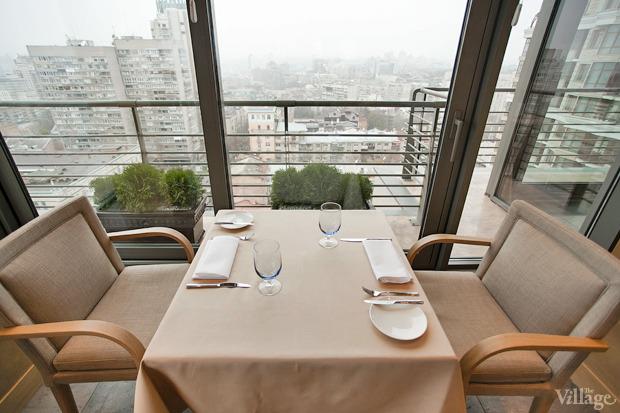Новое место (Киев): Панорамный ресторан Matisse. Изображение № 7.