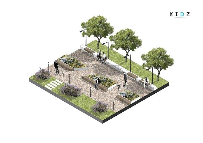 Коллектив Kidz разработает дизайн-концепцию для парка Городов-Героев. Изображение № 4.