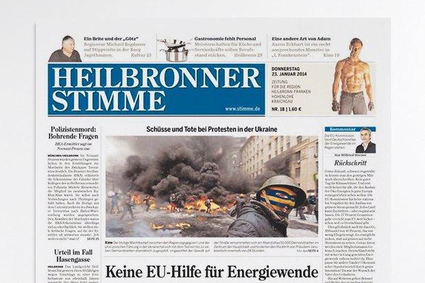Взгляд со стороны: Западные СМИ — о событиях на Украине. Изображение № 24.