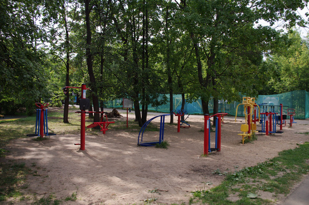 Новости парков: Бассейн в «Сокольниках», променад в «Музеоне» и баскетбол в Северном Тушине . Изображение № 14.