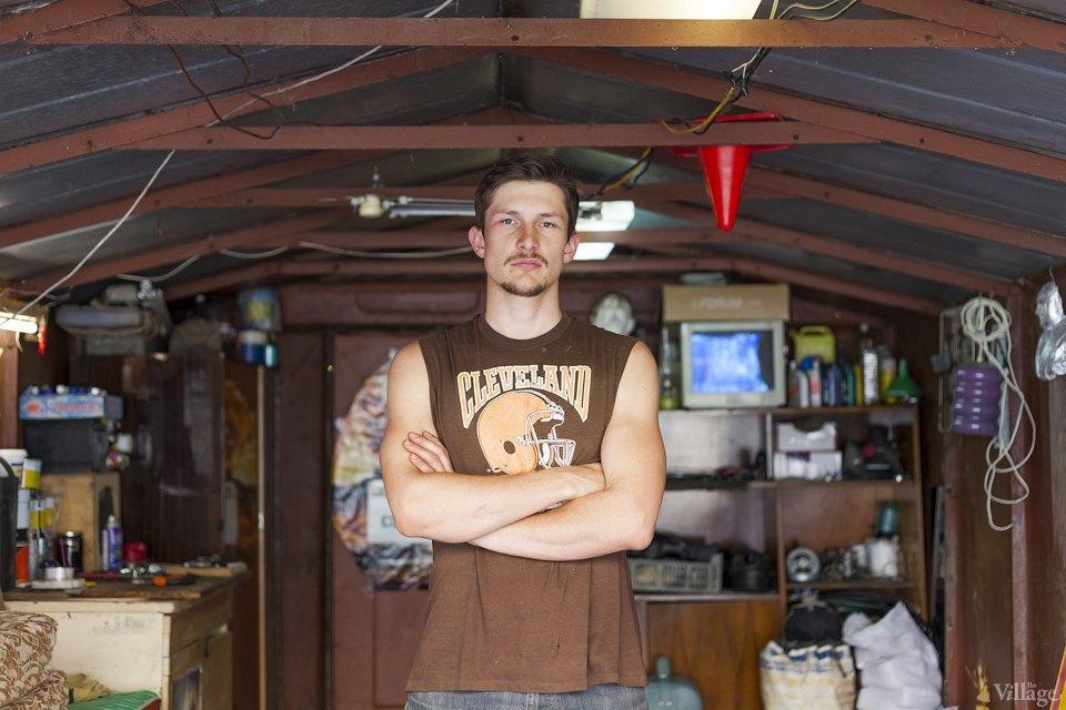 Сделай хлам: Что горожане хранят в гаражах. Изображение № 1.