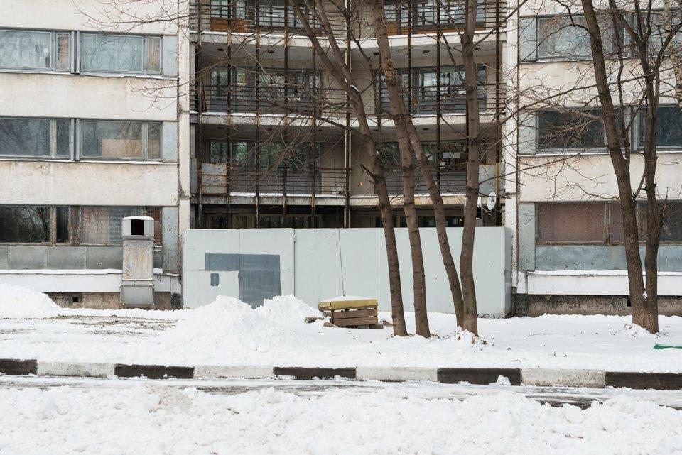 Мария Серова — о том, как появилось главное общежитие Москвы на улице Шверника. Изображение № 13.