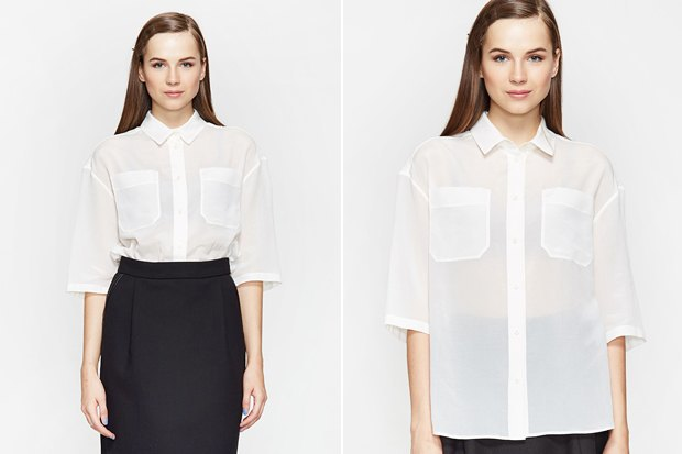 Где купить женскую рубашку: 6вариантов от 2500 до 7900рублей. Изображение № 6.