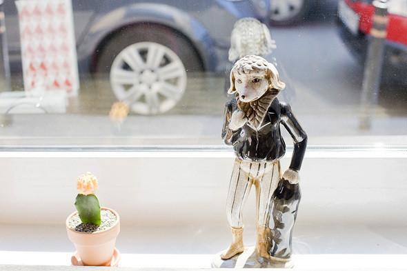 Изображение 29. Новое место: «Бурый лис и ленивый пёс».. Изображение № 26.