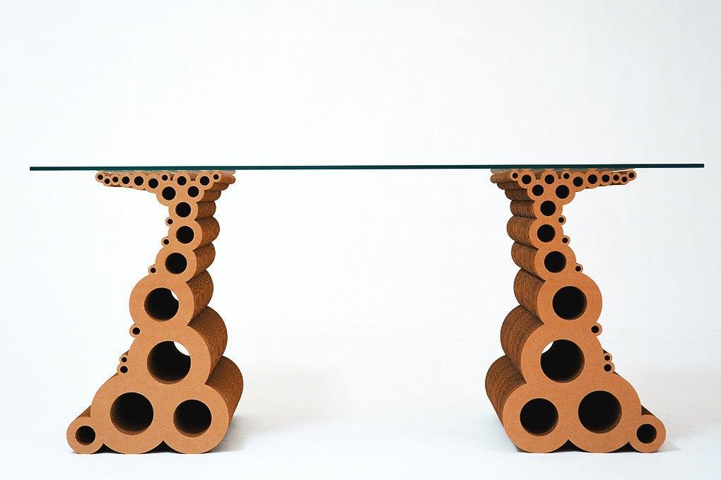 Wishnya: Зачем производитель стройматериалов стал делать картонную мебель. Изображение № 1.