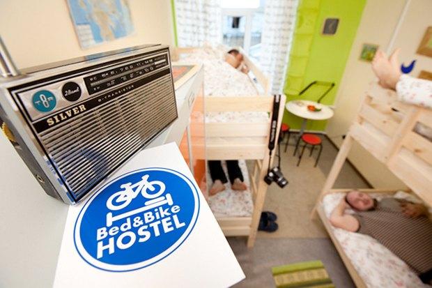 Свежий номер: 8 новых хостелов Петербурга. Изображение № 16.