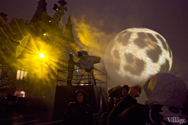 Гости столицы: Голландский светодизайнер о Новом Арбате и темноте. Изображение № 6.