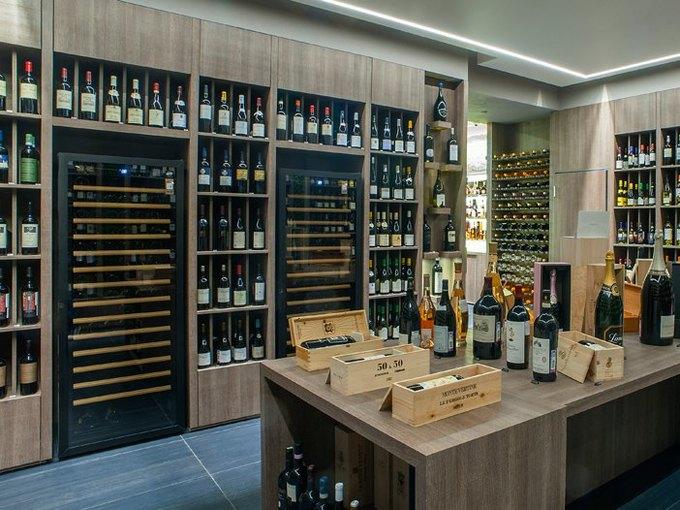 На Смоленском бульваре открылась винотека Grand Cru. Изображение № 2.