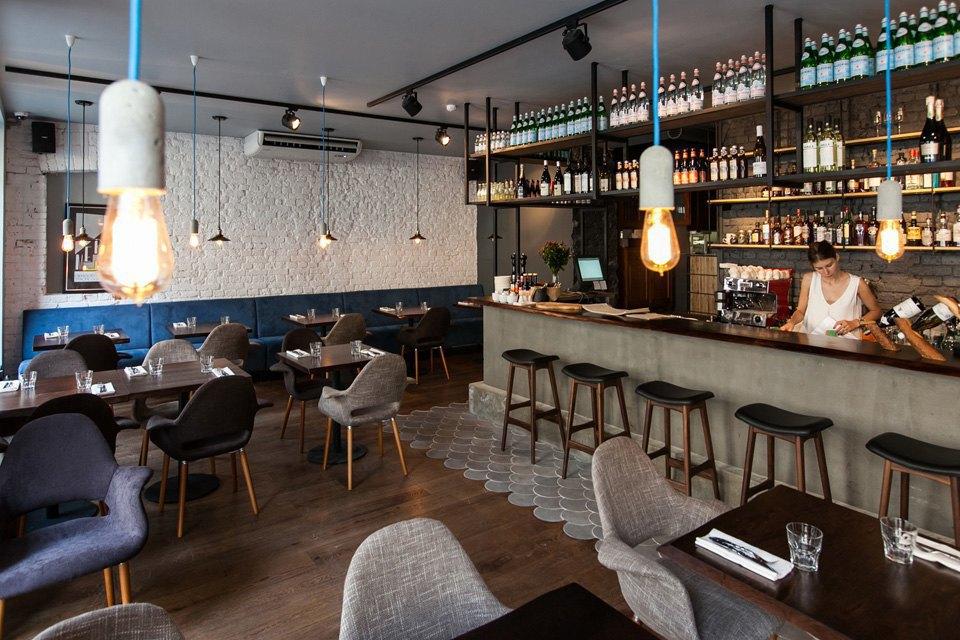 Ресторан Brixton наЖуковского . Изображение № 4.
