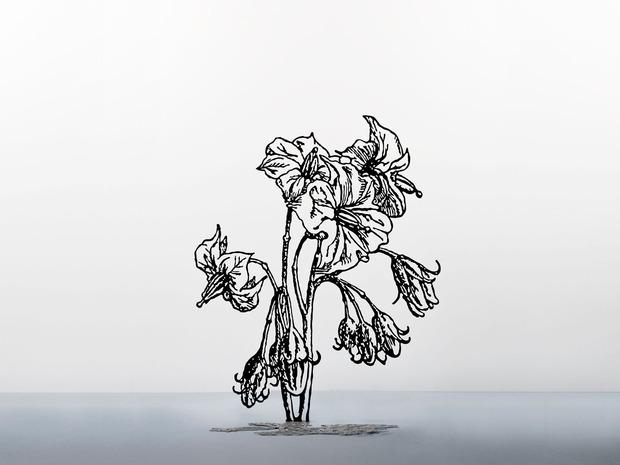 Гид по Большому скульптурному салону — 2012  . Зображення № 11.