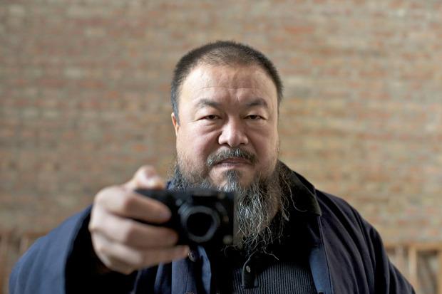 «Ай Вэйвэй: Никогда не извиняйся», документальный фильм о знаменитом китайском современном художнике. Изображение №1.