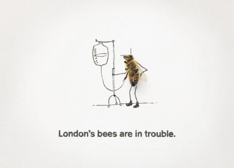 Как у них: «Городские пчёлы» в Лондоне. Изображение № 4.