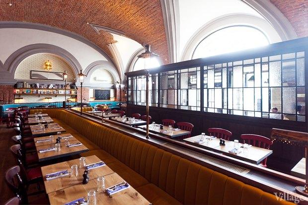 Новое место: Ресторан Jamie's Italian. Изображение № 3.