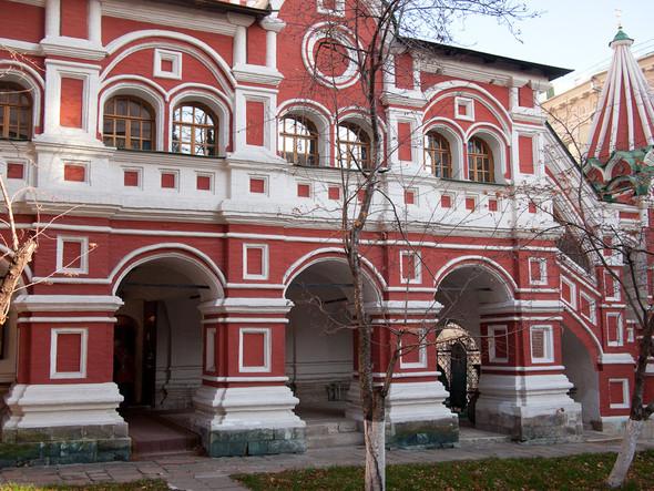 На Старой площади создают анклав для чиновников. Изображение № 6.