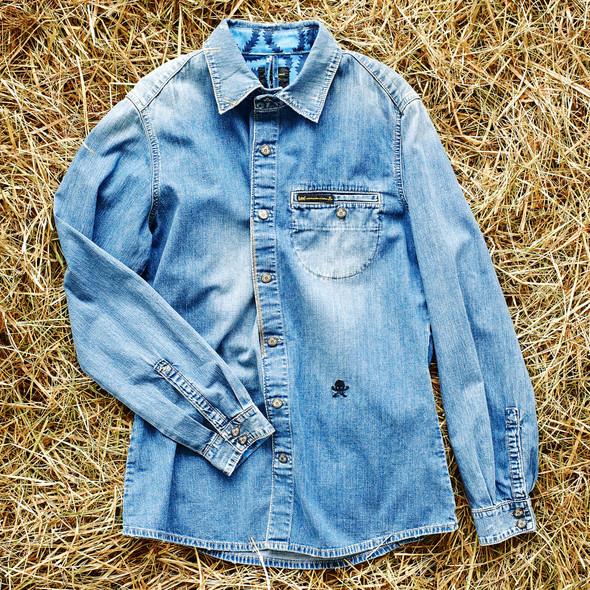 Вещи недели: 15 джинсовых рубашек. Изображение №8.
