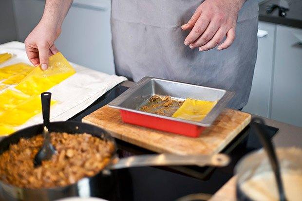 Шеф дома: Грузин и итальянец готовят по рецептам бабушек. Изображение № 145.
